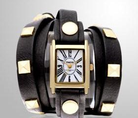 Vintage Style Wirst Wrap Fashion Watch