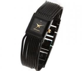 Mulit-chain Square Watch for Women