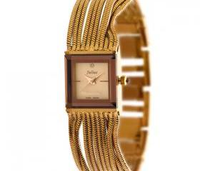 Mulit-chain Square Watch for Women(A)