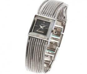 Mulit-chain Square Watch for Women(B)