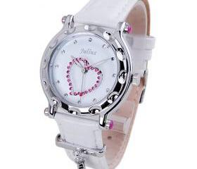 Sweet Heart Pendant Watch for Women